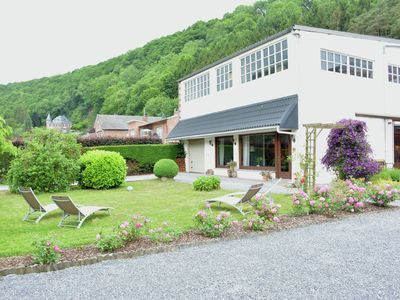 Photo for Very nice comfortable loft with flower garden, between Durbuy and Aywaille