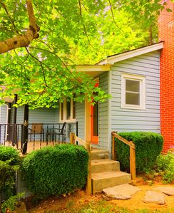 Photo for Walkable Black Mountain/Montreat Cottage
