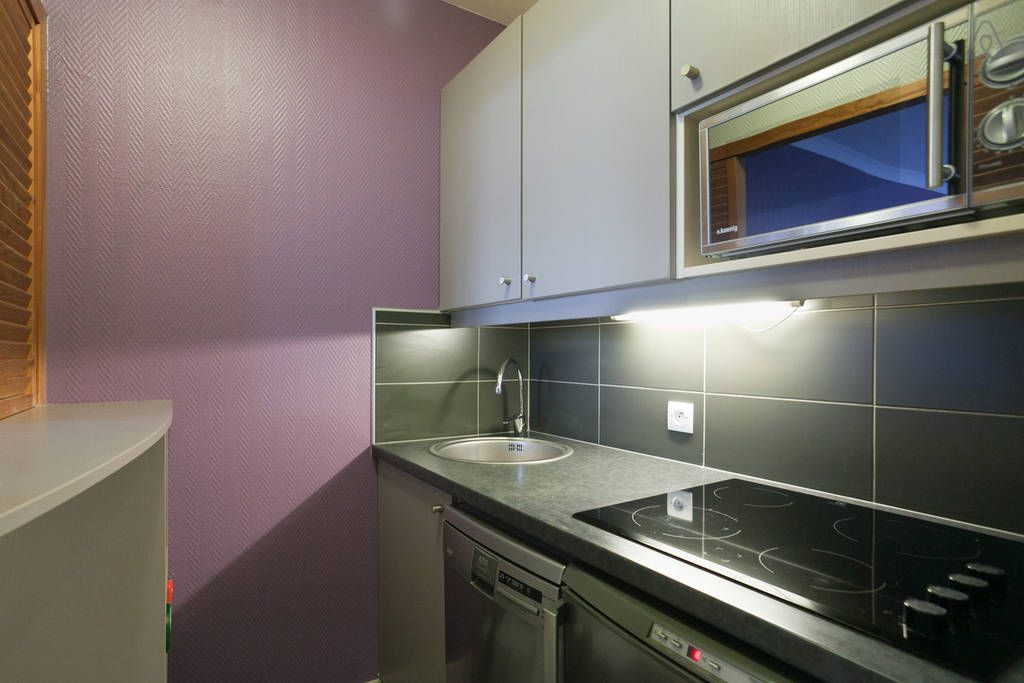1 bedroom apartment parking paris exhibition centre for Parking r porte de versailles