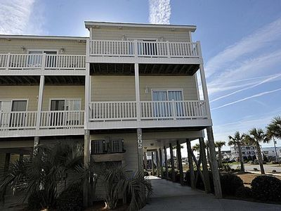 Photo for Anchored Inn- Sea Star 202 -  Ocean View Luxury Townhome!