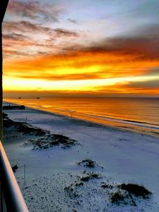 Photo for AMAZING 2Bd 2Ba; On Beach; Heart of Gulf Shores; 7th Night Free; Great View