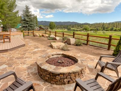Photo for Fairway Chalet~Upscale Bear Mountain Retreat~