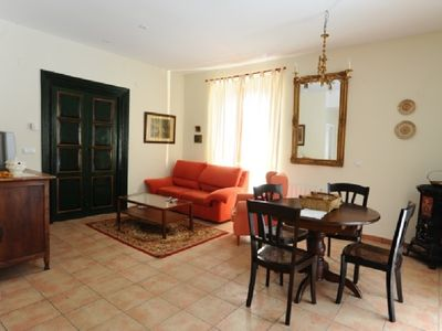 Photo for Rural apartment Solar de Quintano for 2 people
