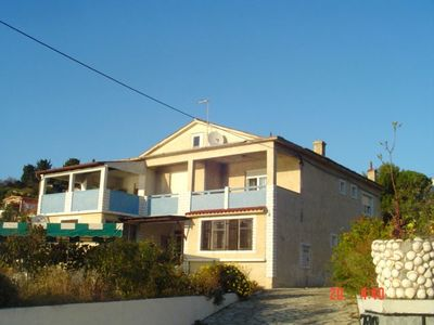 Photo for Holiday apartment only 50 m to the Adriatic Sea with 2 bathrooms