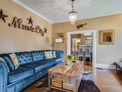 The Nashville White House - Close to Downtown -GREAT Location
