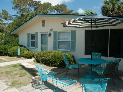 Photo for 2BR Cottage Vacation Rental in Tybee Island, Georgia