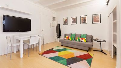 Photo for Cozy 2 Bedroom Apartment in The Heart of Poble Sec
