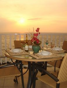 LOCATION LOCATION LOCATION!  WATCH THE SUNSETS/FEEL THAT OCEAN BREEZE!!