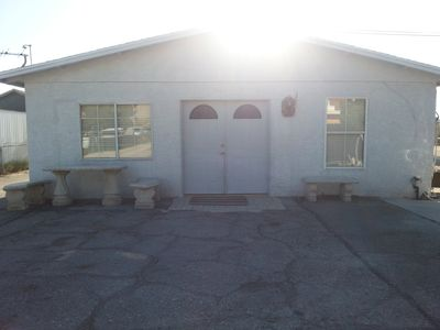 Photo for Very Secure, off the street & fenced 2 Bdrm 1 Bath