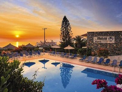 Photo for Holiday resort Marni Village, Chersonissos  in Kreta - 2 persons
