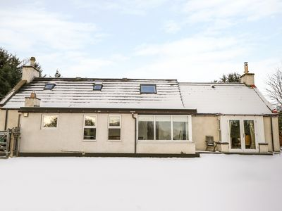 Photo for NEWLANDS, pet friendly, with open fire in Archiestown, Ref 21275