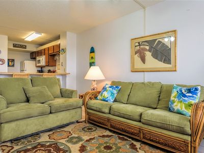 Photo for Gulfview ll 511: AFFORDABLY priced FAMILY condo just next door to SCHLITTERBAHN!