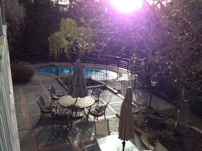 Photo for Furnished rental 3 bedrooms, 2 baths near Stanford - $6950/month or $1850/wk