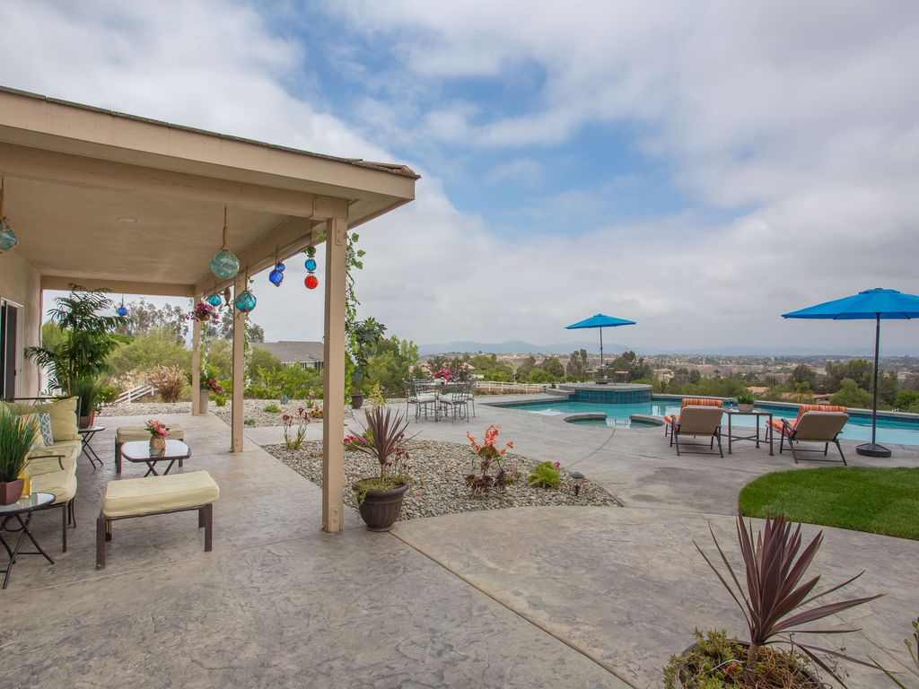 Villa Del Sol Pool With Panoramic Views Of Sunsets And Hot