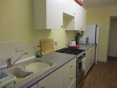 Photo for Newly refurbished 2 bedroom flat in a pleasant area of Hastings
