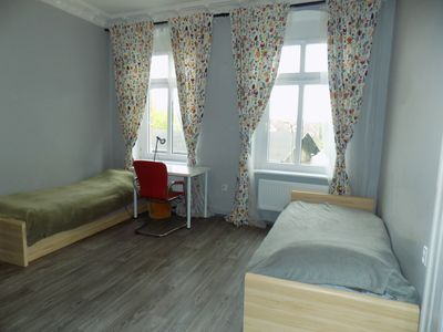 Photo for 3 separated bedrooms, 68 m2 apartment in Gdańsk