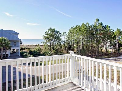 Photo for Available May! Shabby Chic, Pet-Friendly Cottage with Screened Porch located on 30A.