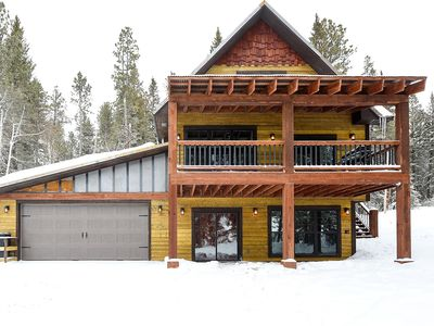 Photo for Timberland-Stunning Brand New Terry Peak Cabin, Breathtaking Views and Decor
