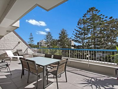 Photo for Border Terrace unit 6 - Large apartment walk to beaches and clubs