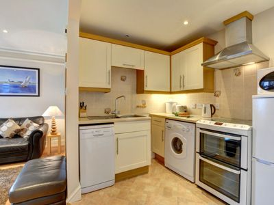 Photo for Apartment Pentyre House in Wadebridge - Padstow - 2 persons, 1 bedrooms