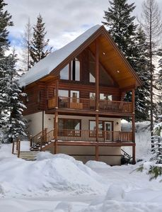 Our Cabin!!
