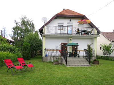 Photo for Vacation home Remete (MAF135) in Balatonmariafurdo - 8 persons, 4 bedrooms