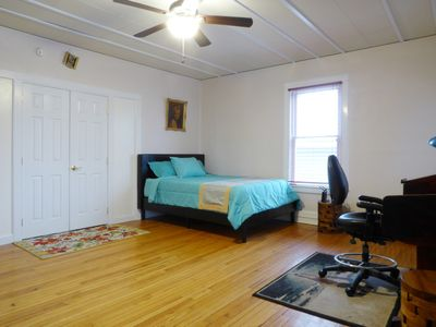 Photo for Classic 1903 Ithaca Apartment House! Chef's Kitchen, High Ceilings, Light-Airy!