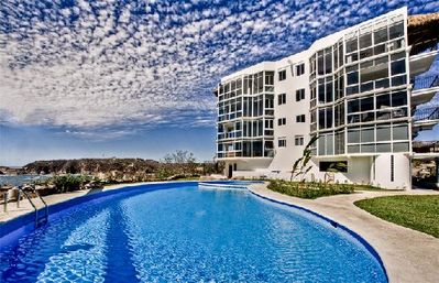 Photo for 2BR Apartment Vacation Rental in Puerto Angel, OAX