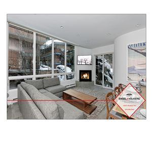 Photo for Contemporary Ski In Townhome - Aspen Mountain - In Core, Opposite St Regis Hotel
