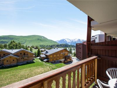 Photo for 1BR Apartment Vacation Rental in ALPES D''HUEZ