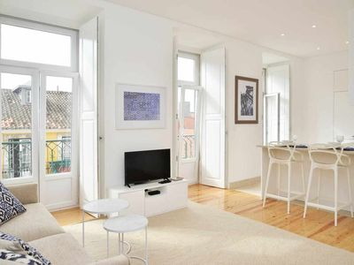 Photo for 1BR Apartment Vacation Rental in Lisboa