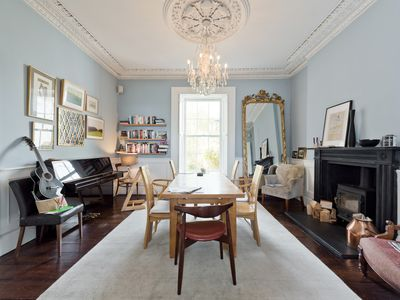 Photo for Magnificent, Historic Dublin 4 Storey Overlooking The Sea