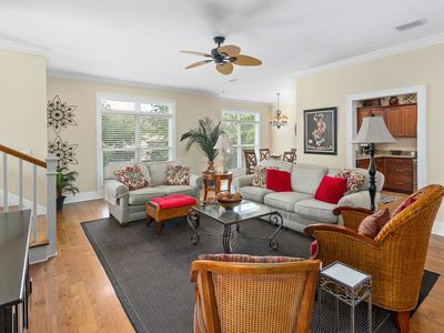 Photo for Close to beach and the Pier Village! St. Simons luxury vacation condo!