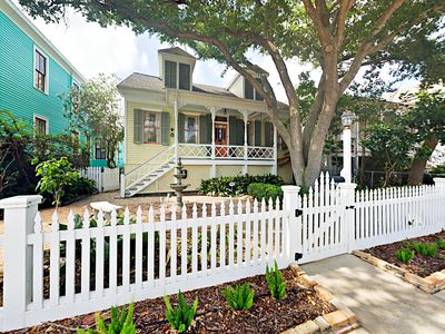Photo for Historic Charm Paired w/ Modern Updates - East End 3BR Near Beach & Pier