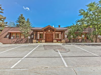 Photo for Contact us for Summer Savings! Swanky Condo Just Steps to Main Street. FREE Park City trolley.