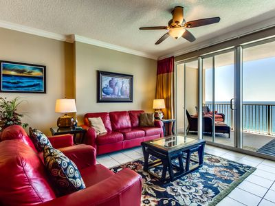 Photo for AVAILABLE 7/6-7/13! - Oceanfront - West End of PCB - Premium Unit
