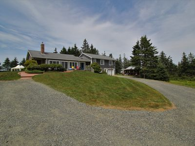 Photo for Private 11 acre property three minutes from town and five mins to beach(s)