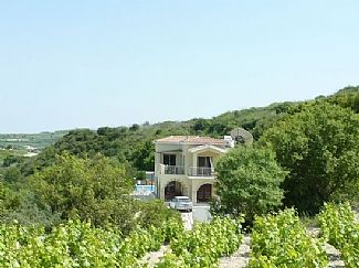 Photo for Rural Private Villa, Large Pool, Gardens, Jacuzzi with Stunning Views,