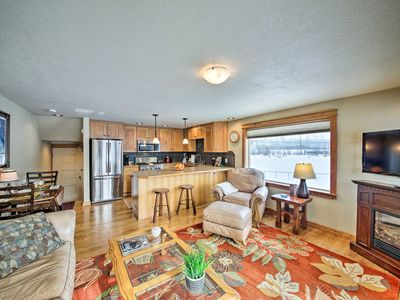 Photo for NEW! Sandpoint Condo Nestled on Lake Pend Oreille!