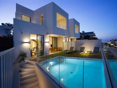 Photo for Heaven 4BR Luxury Villa with Private Pool, walk to all amenities and the Beach