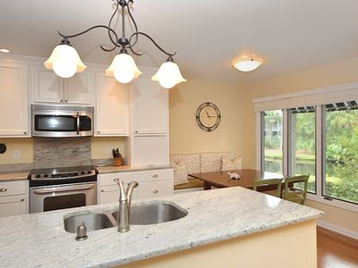 Photo for Brand New To Our Rental Program! Updated 1 BR/1 BA with Lagoon View