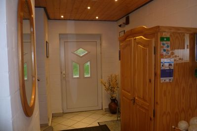 Entrance / Reception