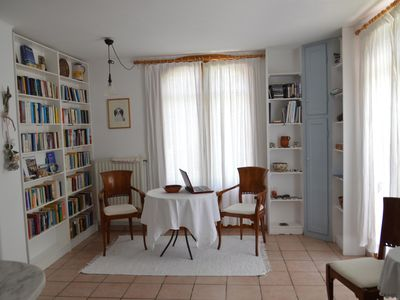 Photo for My Paradise - the Luxury Apartment in lovely garden close to Molivos