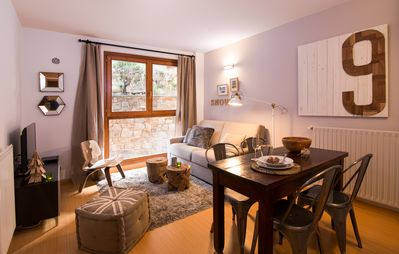 Photo for Ski Soldeu Andorra - One Bedroom Apartment, Sleeps 4
