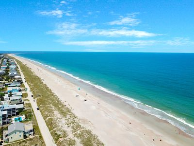 Photo for Spacious, recently remodeled condo w/ shared pool & hot tub - close to the beach