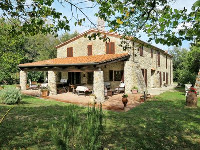 Photo for Apartment Agriturismo Colle Paoli (PAT202) in Prata - 5 persons, 2 bedrooms