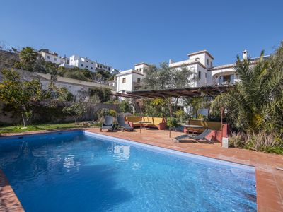Photo for Large Private Pool, 7 Spacious Bedrooms, 5 Bathrooms (4 En-suite) Three Terraces