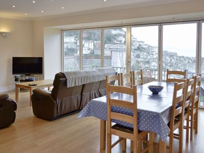 Photo for 4 bedroom property in Looe.