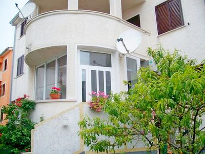 Photo for Apartments Ivanka, (13280), Baška, island of Krk, Croatia