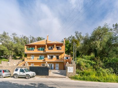 Photo for Dimitra's Apartment constitutes a magnificent accommodation in Corfu.